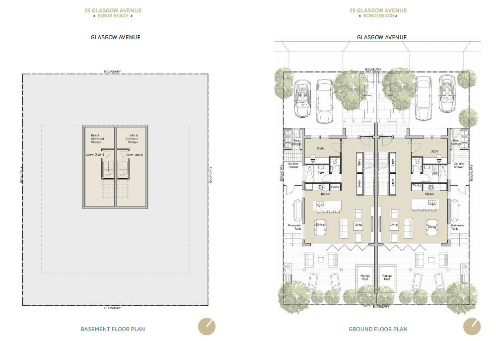 Basement and Ground Floor Design